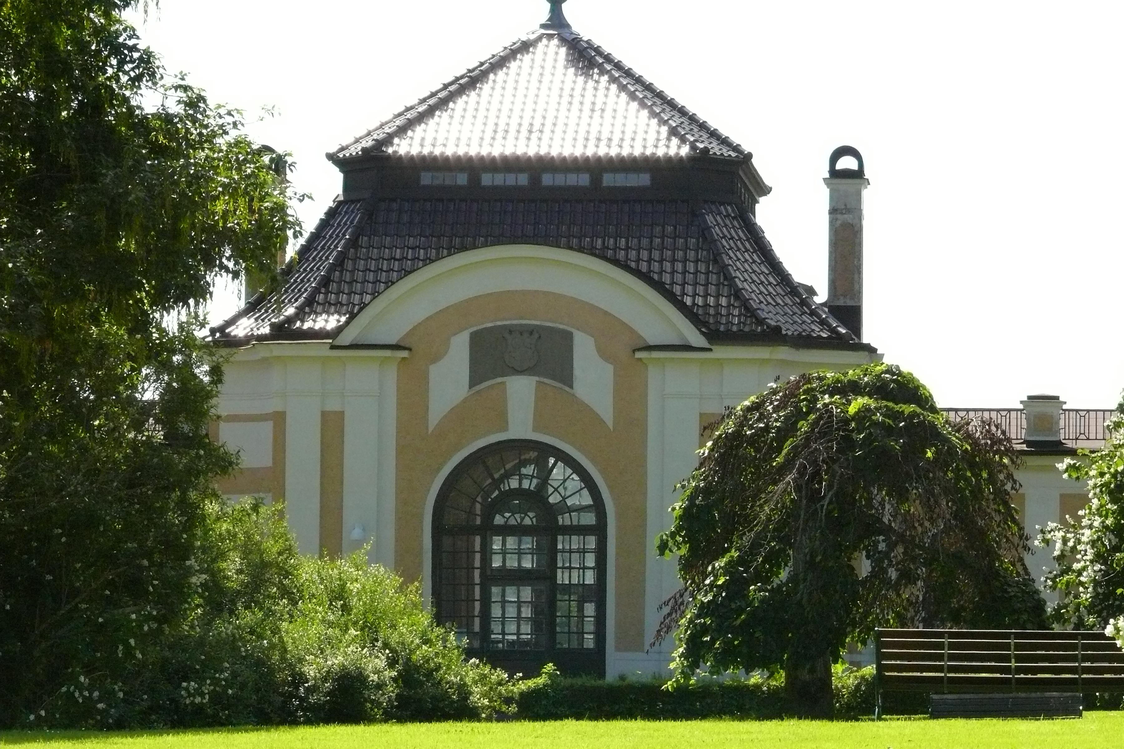 Orangerie in Nynass slott